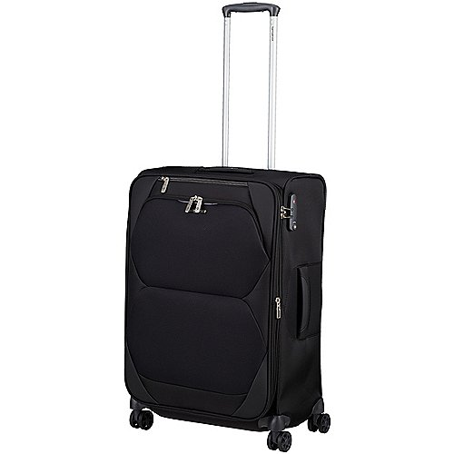 Samsonite Dynamore 4-Rollen-Trolley 67 cm - black