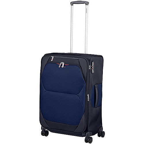 Samsonite Dynamore 4-Rollen-Trolley 67 cm - blue