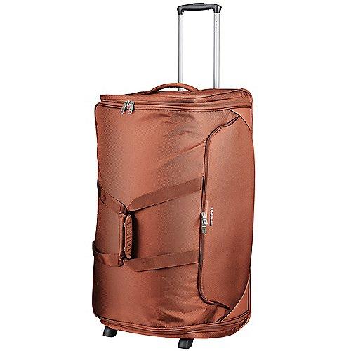 Samsonite Dynamore Reisetasche auf Rollen 77 cm burnt orange
