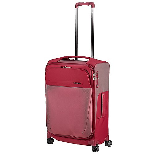 Samsonite B-Lite Icon 4-Rollen Trolley 63 cm - ruby red