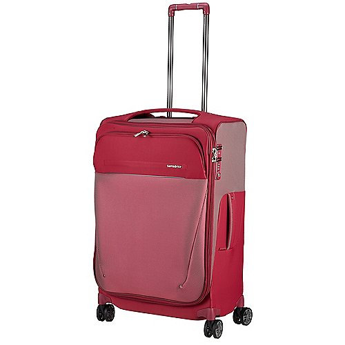 Samsonite B-Lite Icon 4-Rollen-Trolley 71 cm - ruby red