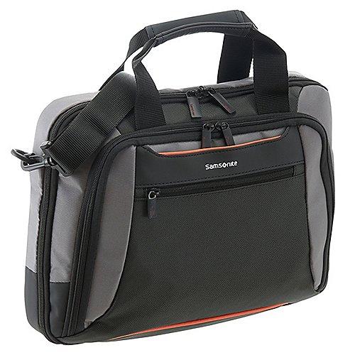 Samsonite Kleur Laptop Bailhandle 37 cm - grey-...