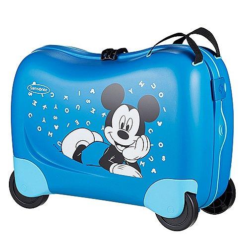 Samsonite Disney Dream Rider 4-Rollen Kindertrolley 50 cm Produktbild