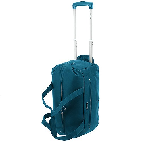 Gabol Daisy Wheel Bag Rollreisetasche 54 cm azul