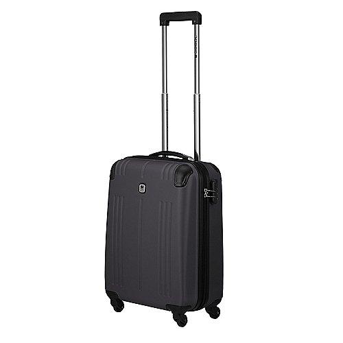 Gabol Mass 4-Rollen-Bordtrolley 55 cm - gris Sale Angebote Hosena