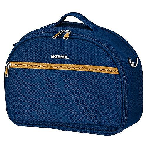 Graustein Angebote Gabol Ocean Beauty Case 35 cm - azul