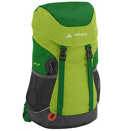 Vaude Family Puck 14 Rucksack 48 cm - grass/applegreen