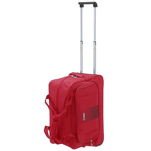 Gabol Roll Reisetasche auf Rollen 50 cm red
