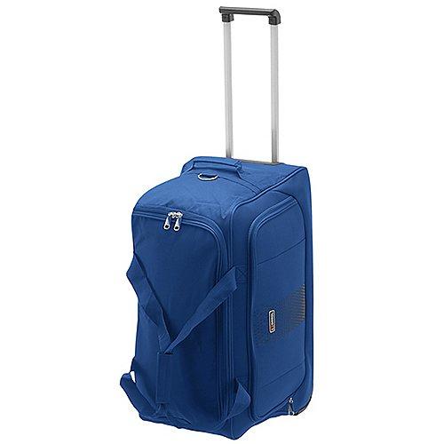 Gabol Roll Reisetasche auf Rollen 60 cm blue