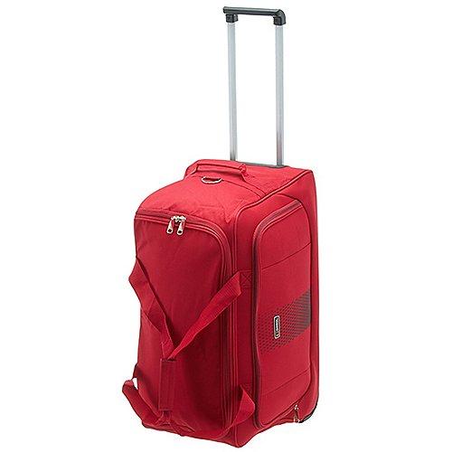 Gabol Roll Reisetasche auf Rollen 60 cm red