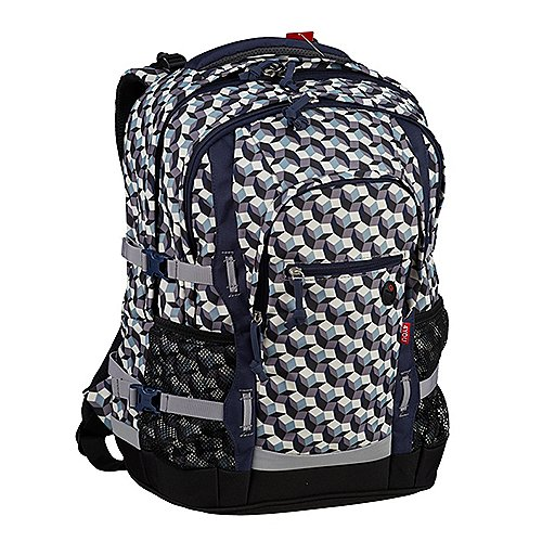 4YOU Basic Collection Jampac 30 L Schulrucksack 47 cm - 3rd dimension