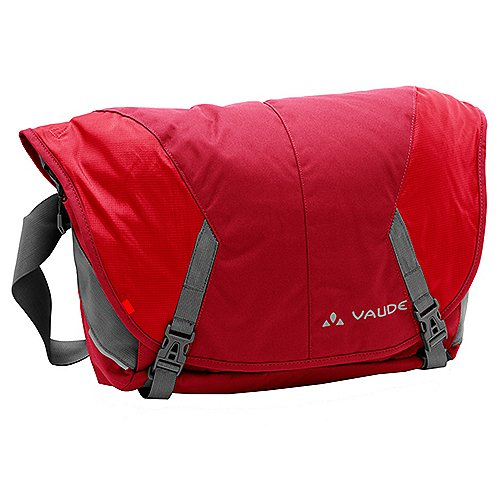 Vaude Tecotorial Schultertasche Tecoleo 34 cm indian red