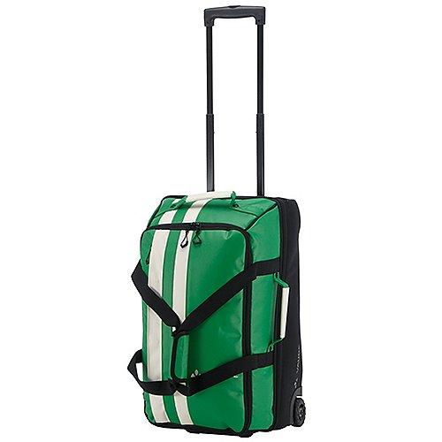 Vaude New Island Tobago 65 Reisetasche auf Rollen 61 cm - apple green Preisvergleich