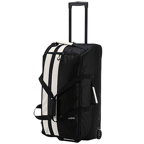 Vaude New Island Tobago 90 Reisetasche auf Rollen 75 cm - black Preisvergleich