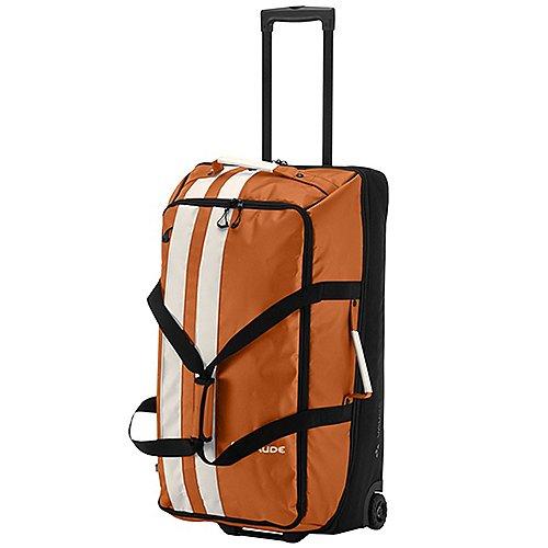 Vaude New Island Tobago 90 Reisetasche auf Rollen 75 cm orange