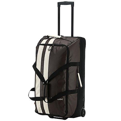 Vaude New Island Tobago 90 Reisetasche auf Rollen 75 cm - mocca Preisvergleich