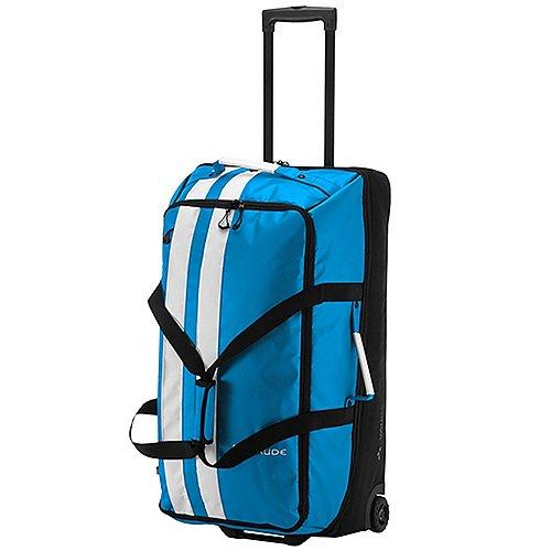 Vaude New Island Tobago 90 Reisetasche auf Rollen 75 cm - azure Preisvergleich