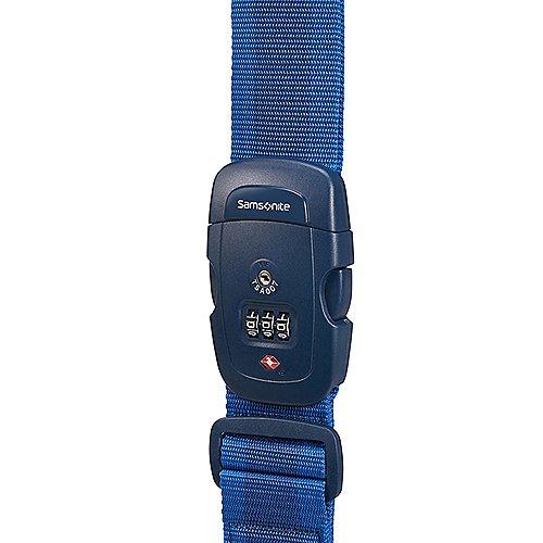 Samsonite Travel Accessories Kofferband TSA Produktbild
