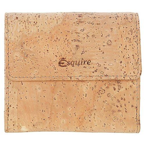 Esquire Kork Geldbörse 10 cm Produktbild