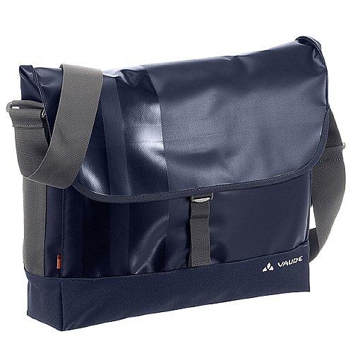 Vaude Wash Off 3.0 Wista Umhängetasche mit Laptopfach 39 cm marine auf Rechnung bestellen