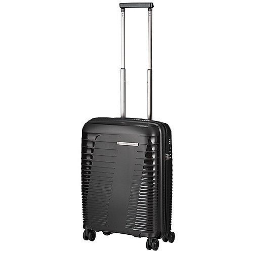 March 15 Trading Stonic 4-Rollen Kabinentrolley 55 cm - black