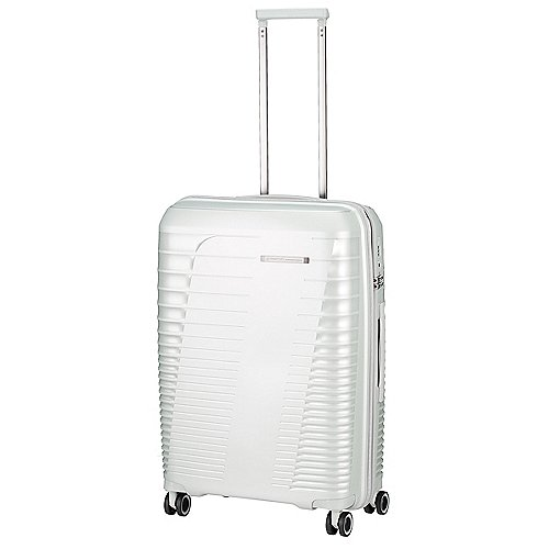March 15 Trading Stonic 4-Rollen Trolley 67 cm - silver metal