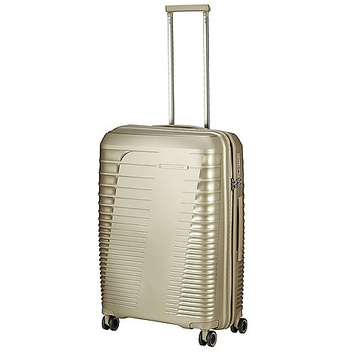 March 15 Trading Stonic 4-Rollen Trolley 67 cm - silverbronze metal