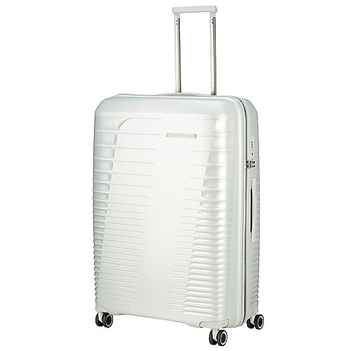 March 15 Trading Stonic 4-Rollen Trolley 76 cm - silver metal