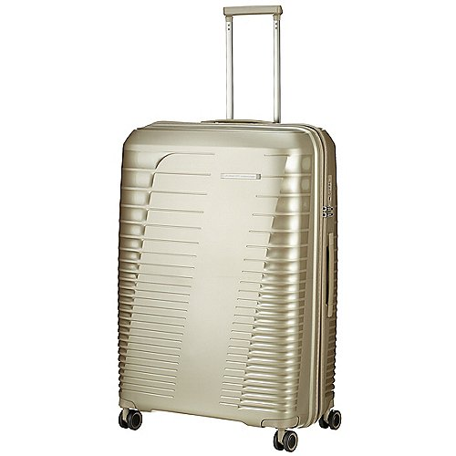 March 15 Trading Stonic 4-Rollen Trolley 76 cm - silverbronze metal