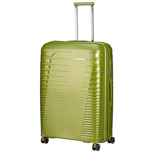 March 15 Trading Stonic 4-Rollen Trolley 76 cm - green metal
