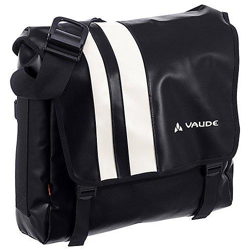 Vaude New Wash Off Bert M Umhängetasche mit Laptopfach 34 cm - black