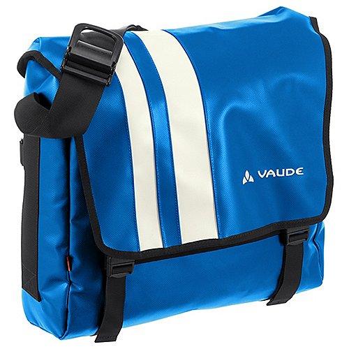 Vaude New Wash Off Bert M Umhängetasche mit Laptopfach 34 cm azure auf Rechnung bestellen
