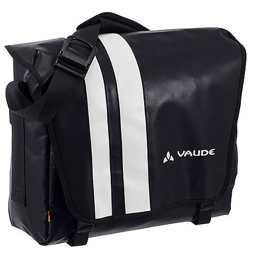 Vaude New Wash Off Bert L Schultertasche mit Laptopfach 40 cm black auf Rechnung bestellen