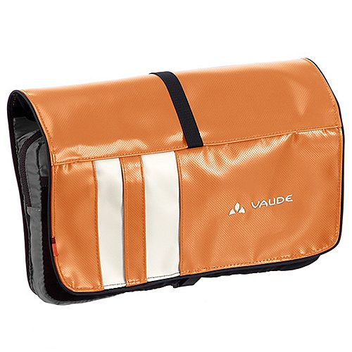 Vaude New Wash Off Paulus wickelbarer Kulturbeutel 31 cm - orange
