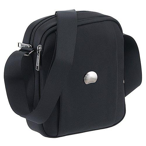 Delsey Montmartre Pro Mini Handtasche 23 cm - schwarz