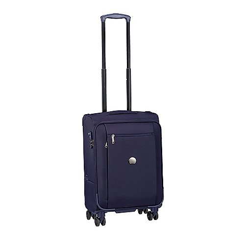 Delsey Montmartre Pro 4-Rollen-Bordtrolley 55 cm - navy Sale Angebote Gablenz