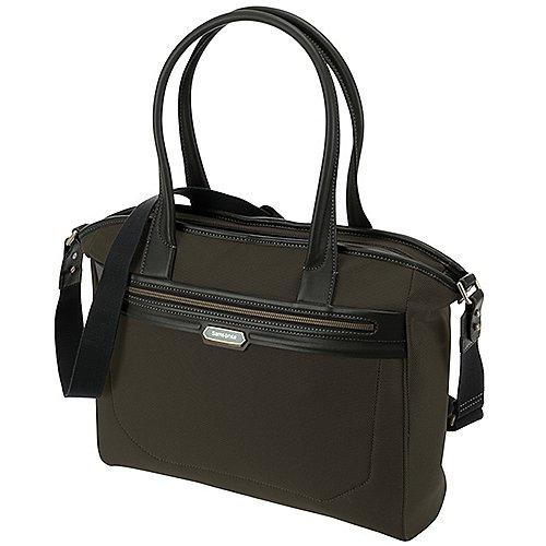 Samsonite Integra Umhängetasche mit Laptopfach 49 cm espresso black auf Rechnung bestellen