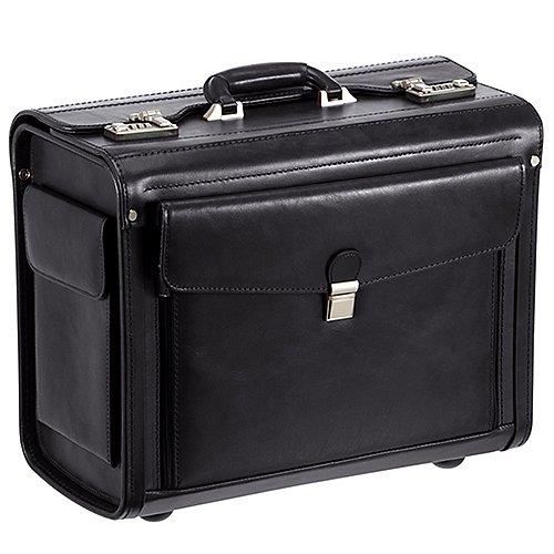 Dermata Business Pilotenkoffer Leder 45 cm Produktbild