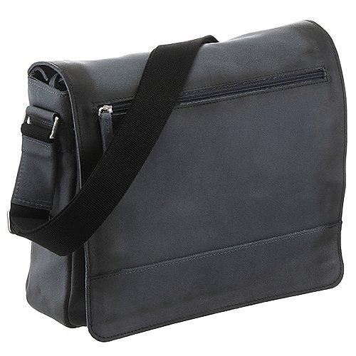 Jost Narvik Laptop-Umhängetasche 32 cm - schwarz