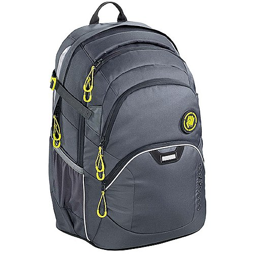 Coocazoo City and School JobJobber2 Laptoprucksack mit Patch 45 cm shadowman auf Rechnung bestellen