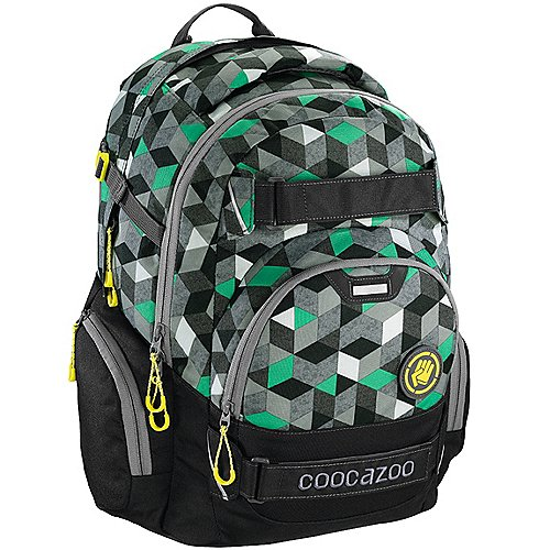 0bc8215b178b0 Coocazoo City and School CarryLarry2 Rucksack mit Patch 44 cm Produktbild