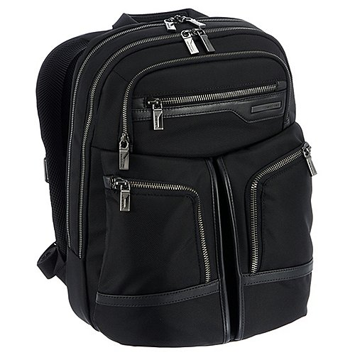 Samsonite GT Supreme Laptop Backpack Laptoprucksack 45 cm black black