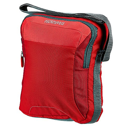 American Tourister Road Quest Cross Over Umhängetasche 27 cm solid red