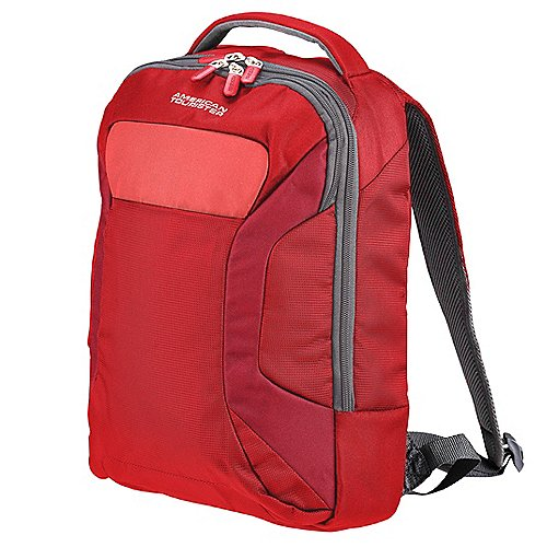 American Tourister Road Quest Laptoprucksack 43 cm solid red