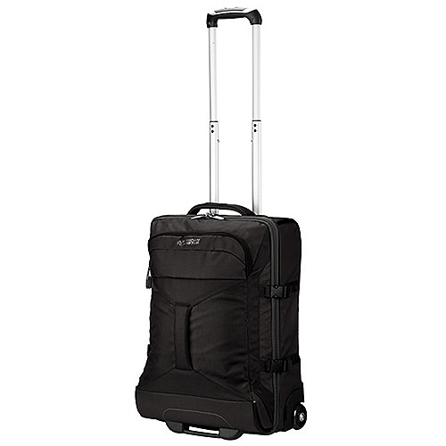 American Tourister Road Quest 2 Rollen Reisetasche 55 cm solid black