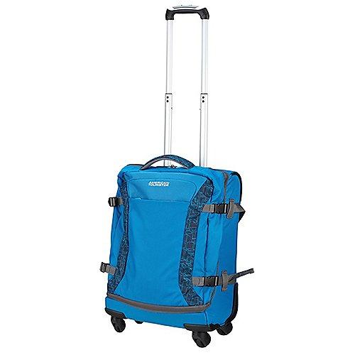 American Tourister Road Quest 4 Rollen Reisetasche 55 cm bluestar print