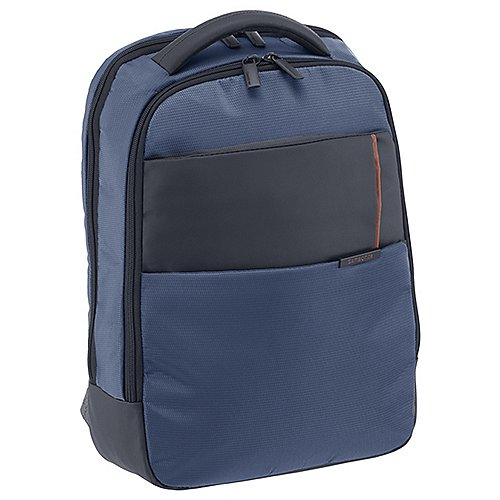 Samsonite Qibyte Laptop Rucksack 40 cm - blue