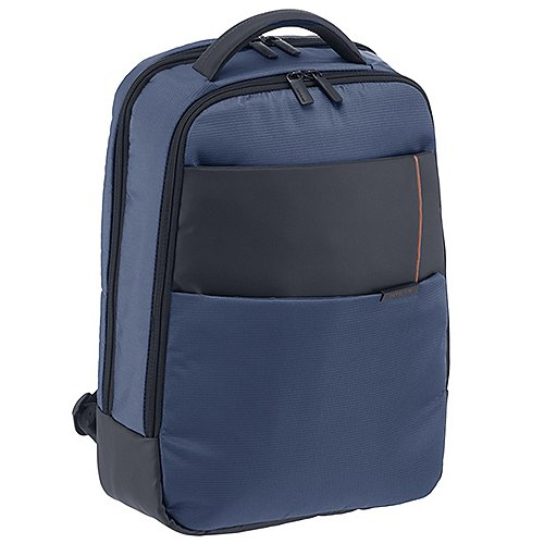 Samsonite Qibyte Laptop Rucksack 43 cm - blue