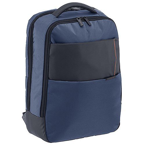 Samsonite Qibyte Laptop Rucksack 46 cm - blue