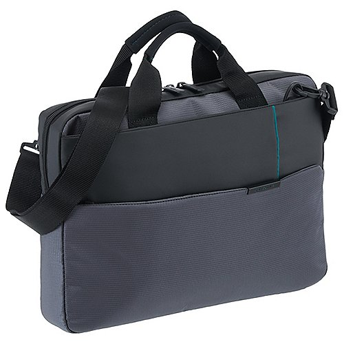 Samsonite Qibyte Laptop Bag 38 cm - anthracite
